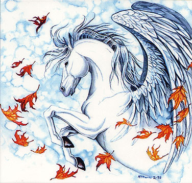 Pegasus Mythical Creature